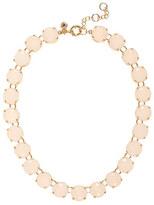 J.Crew Translucent stone necklace