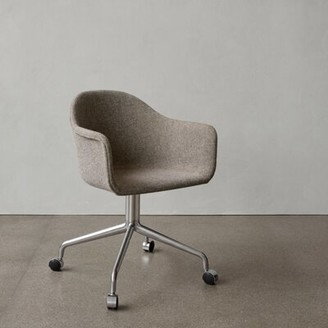 Menu Harbour Chair Collection Genuine Leather Task Chair
