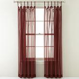 Royal Velvet Lantana Tab-Top Curtain Panel