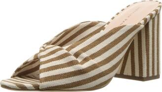 Loeffler Randall Women's Laurel (Artisan Wovenstripe) Heeled Sandal