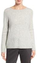 Eileen Fisher Women's Cashmere Blend Boucle Sweater