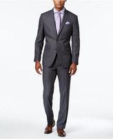 Kenneth Cole Reaction Men's Slim-Fit Medium Gray Suit