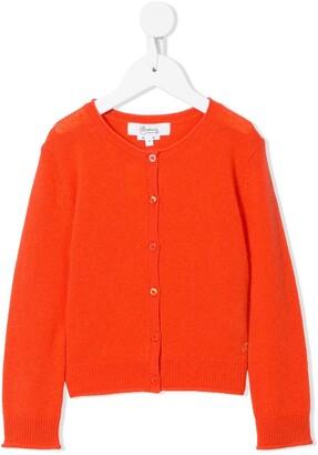 Bonpoint Cashmere Knit Cardigan