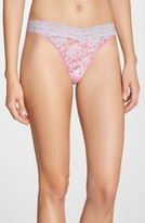 Hanky Panky Women's Regular Rise Cross Dye Thong