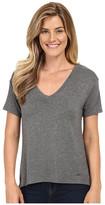 Stetson Rayon Knit V-Neck Short Sleeve T-Shirt