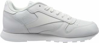 Reebok Girls' Classic Leather Gymnastics Shoe