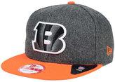 New Era Cincinnati Bengals Shader Melt 9FIFTY Snapback Cap