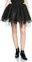 Maje Jasmine Tulle Tutu Skirt