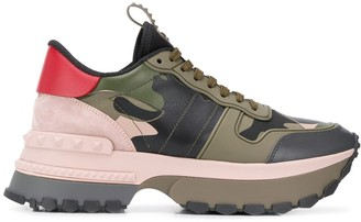 Valentino Rockrunner.Up sneakers