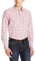 Wrangler Men's 20x Long Sleeve Snap Woven Shirt