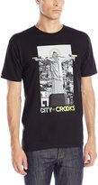 Crooks & Castles Men's Big and Tall City of T-Shirt
