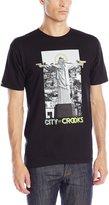 Crooks & Castles Men's City of T-Shirt