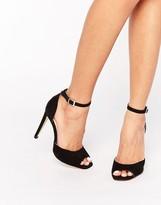 Ankle Strap Peep Toe Pumps - ShopStyle