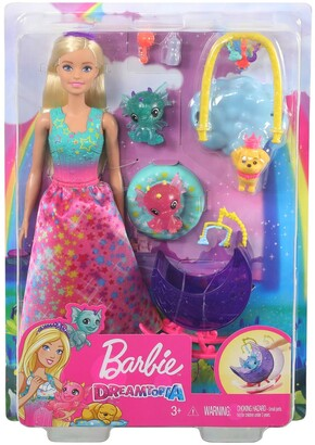 Mattel Barbie(TM) Dreamtopia Dolls and Accessories