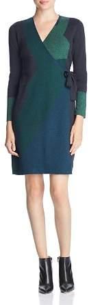 Nic+Zoe Ocean Mix Sweater Dress