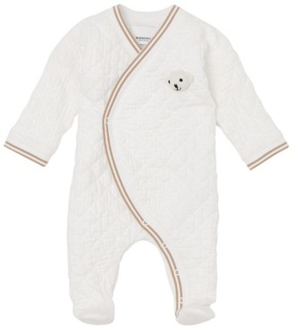 Burberry Kids Thomas Bear Quilted All-In-One