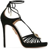 Aquazzura 'Emphig' sandals - women - Calf Leather/Goat Skin/Kid Leather - 36