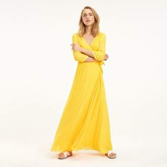Tommy Hilfiger Wrap Maxi Dress