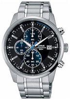 Lorus Men's Chronograph Stainless Steel Bracelet Watch