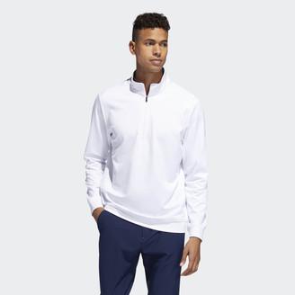 adidas Classic Club 1/4 Zip Sweatshirt