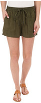 Paige Tatum Shorts in Desert Olive