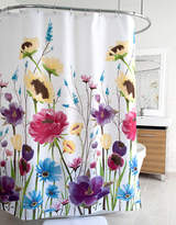 Splash Prisma Fabric Shower Curtain