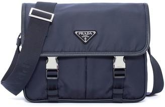 Prada Messenger Box Bag