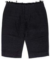 Marni Silk Knee-Length Shorts w/ Tags