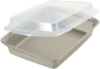 Rachael Ray 3-pc. Nonstick Bakeware Pan Set with Swing Lid