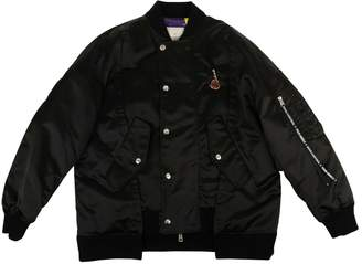 Palm Angels \N Black Synthetic Jackets