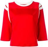 MM6 MAISON MARGIELA Anniv 20 T-shirt - women - Cotton/Polyamide/Viscose - S