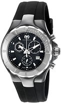 Technomarine Women's TM-110028 Cruise Ceramic Analog Display Swiss Quartz Black Watch