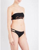 Calvin Klein Core bandeau bikini top