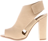 Wild Diva Emilia Cut Out Bootie