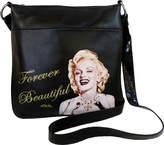 Monroe Marilyn Forever Beautiful Messenger Bag MR7 (Women's)