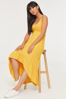 Ardene Ruffled High-Low Dress