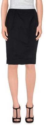 Clips Knee length skirt
