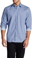 Tailorbyrd Lake Tahoe Long Sleeve Printed Shirt