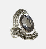 Avenue Twist Stone Stretch Ring