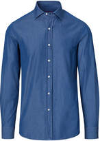 Ralph Lauren Cotton Chambray Sport Shirt
