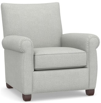 Pottery Barn Grayson Upholstered Armchair