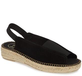 Toni Pons Esmy Slingback Wedge Sandal