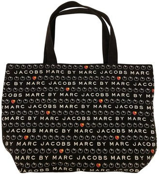 Marc by Marc Jacobs Black Cotton Handbags