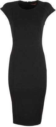 Max Mara Bobbio Viscose Jersey Dress