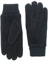 Isotoner Sandwich Suede Gloves