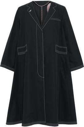 Thom Browne Cotton-gabardine Coat