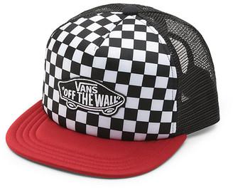 Vans Boys Classic Patch Trucker Plus Hat