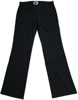 Marella Black Cotton - elasthane Jeans for Women