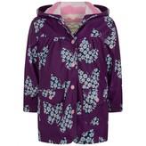 Hatley HatleyGirls Floral Print Butterflies Raincoat
