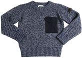 Molo Cotton & Wool Blend Sweater